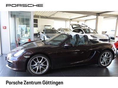 gebraucht Porsche Boxster Kurvenlicht PDC SHZ Xenon
