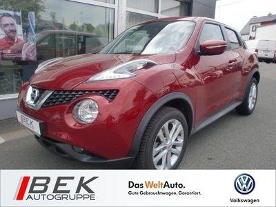 gebraucht Nissan Juke 1.2 Acenta 4x2 (Start/Stop) (Euro 6) KLIMA