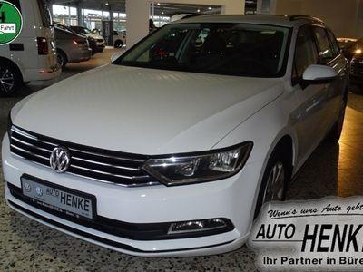 gebraucht VW Passat Variant 1.6 TDI BMT Navi Navi