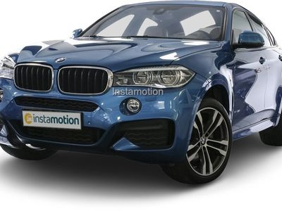 gebraucht BMW X6 X6xDrive35i M Sport Edition Bang&Olufsen 20''