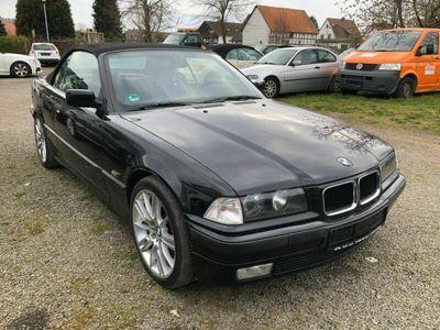 gebraucht BMW 318 Cabriolet e36 i Scheck Heft