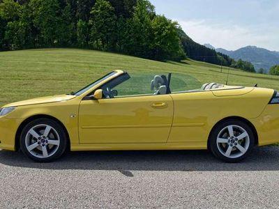 gebraucht Saab 9-3 Cabriolet 1.8t BioPower Vector