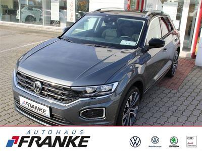 gebraucht VW T-Roc 'IQ.DRIVE' 1.5 l TSI OPF 110 kW (150 PS) 6