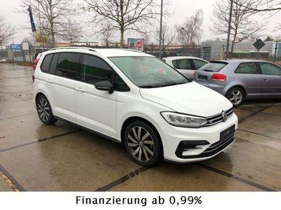 gebraucht VW Touran Sound BMT/Start-Stopp R-Line