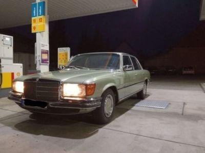 käytetty Mercedes S280