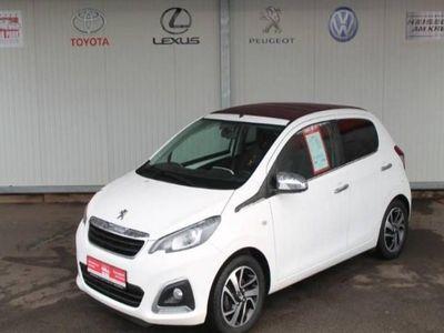 gebraucht Peugeot 108 1.2 VTi PureTech Top! Allure