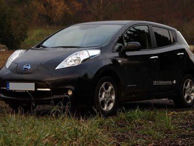 gebraucht Nissan Leaf 24 kWh Acenta mit Batterie, 8-fach bereift