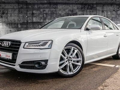 gebraucht Audi S8 plus 4.0TFSI qua Luft Keramik ACC BOSE Leder