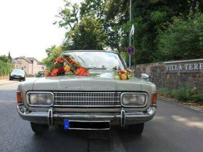 second-hand Ford Taunus 17m