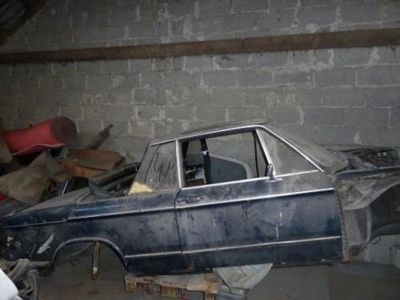 gebraucht BMW 2002 Targa Cabrio RESTAURATIONSOBJEKT