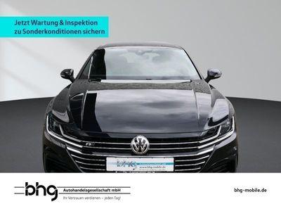 gebraucht VW Arteon R-Line 2.0 TDI SCR 4Motion DSG