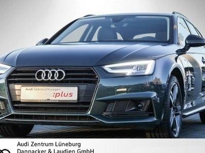 gebraucht Audi A4 Avant 2.0 TDI S-line Alu LEDScheinw.NaviTouch