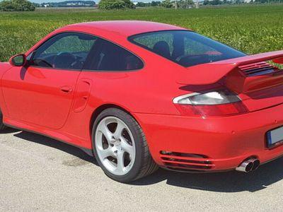 gebraucht Porsche 911 GT2 996 TurboReplica 600PS