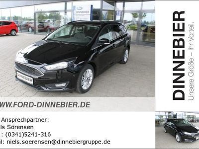 gebraucht Ford Focus Cool&Connect 1.0 92kW Automatik Navi PDC