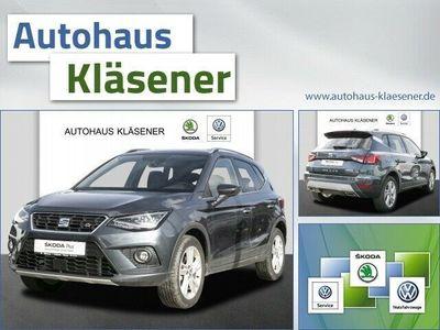 gebraucht Seat Arona 1.0 TSI85 kW DSG FR ,Klimaauto., LED ALU