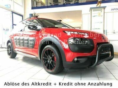 käytetty Citroën C4 Cactus*SALOMON-EDITION*AHK*LMF*