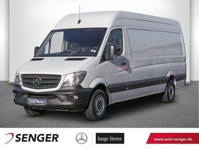 gebraucht Mercedes Sprinter 316CDI L3H2 AHK 3,5t NAVI KLIMA KAMERA
