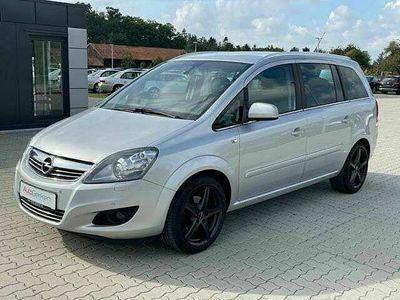 gebraucht Opel Zafira B 1.8 Family Plus AHK BI-Xenon AFL 2.Hd