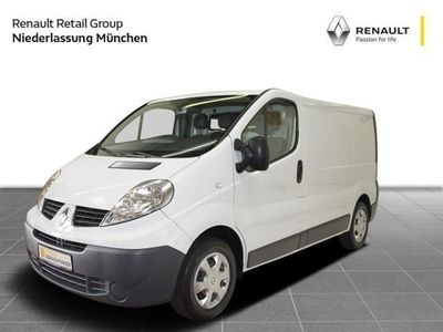 gebraucht Renault Trafic KASTEN II 2,0 dCi 90 L1H1 REGALSYSTEM