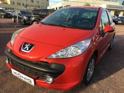 gebraucht Peugeot 207 1.4 16V VTI Urban Move Klimaanlage