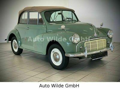 gebraucht Morris Minor Series II Cabriolet als Cabrio/Roadster in Goslar