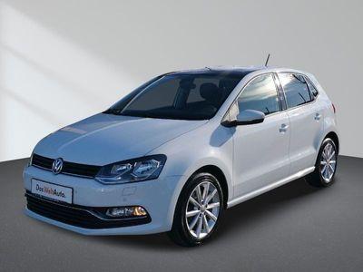 gebraucht VW Polo Highline 1.2 TSI (Blue Motion Technology)