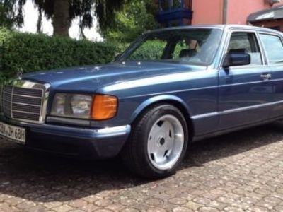 gebraucht Mercedes 380 S-Klasse W126SE TÜV H-Kennz, Kein Rost !