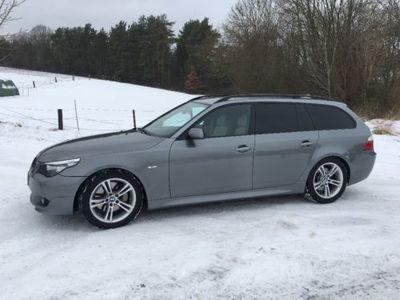 gebraucht BMW 535 d M-Sportpaket Vollausstattung
