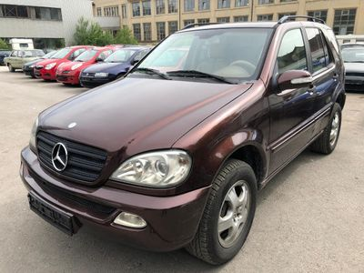 gebraucht Mercedes ML270 CDI*Navi*Leder