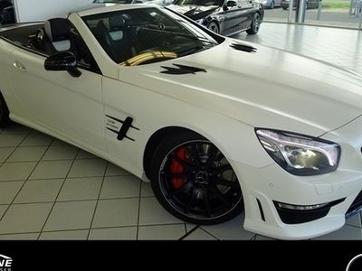 używany Mercedes SL63 AMG AMG *Driver?s*MagicSKY*AMG-Abgasanlage*TV*