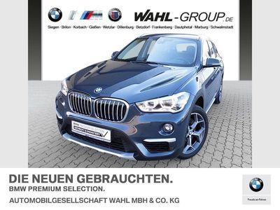gebraucht BMW X1 xDrive20i xLine Automatik | Head-Up LED AHK Navi