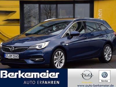 gebraucht Opel Astra ST Elegance Automatik/Navi/LED-Licht/Kamera