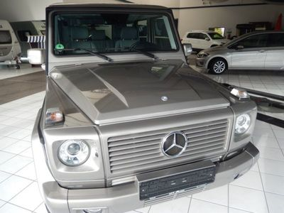 gebraucht Mercedes G320 G-Modell StationCDI
