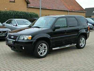 gebraucht Ford Maverick V6 Limited+4X4+AHK+Automatik+Leder+TÜV 10/2023