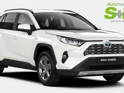 gebraucht Toyota RAV4 2.5l Hybrid Team D *Technik-Paket*