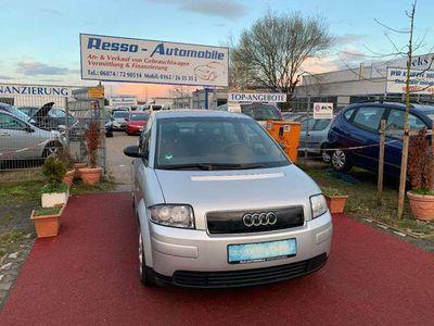 gebraucht Audi A2 1.4 *KLIMAAUTOMATIK*EURO-4*GEPFLEGT*