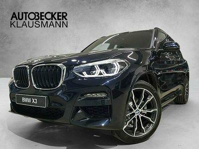 gebraucht BMW X3 xDrive20d M Sport HiFi
