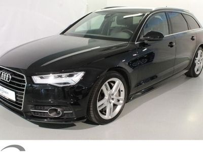 gebraucht Audi A6 Avant 3.0 TDI quattro S-tronic S-line Navi LED AC