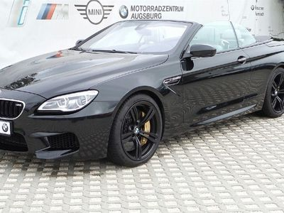 gebraucht BMW M6 Cabriolet LED Carbon-Keramik-Bremse 360° Kamera