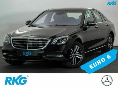gebraucht Mercedes S400 d Sitzklima*Burmester*Comand*Panoramadach*