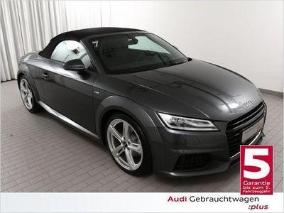 gebraucht Audi TT Roadster 1.8 TFSI 2xS line/Navi+/Xenon (Einparkhil