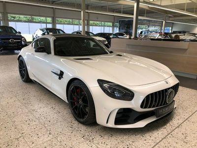 gebraucht Mercedes AMG GT R 2017 DIAMOND WHITE / BROWN