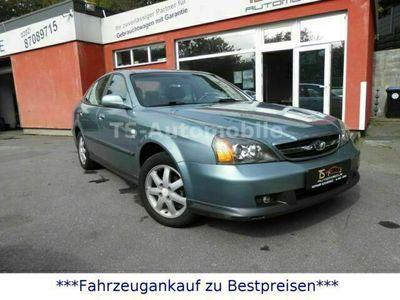 gebraucht Chevrolet Evanda CDX 2.0/Leder/Sitzh./Alu/orig.40280 km/