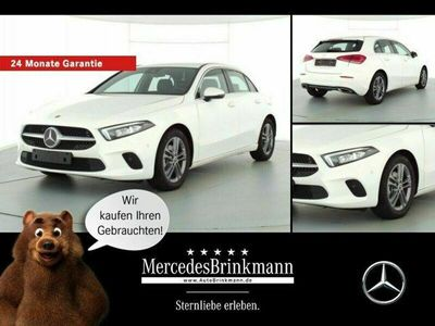 gebraucht Mercedes A200 PROGRESSIVE/LED/MBUX/NAVI/BUSINESS Klima