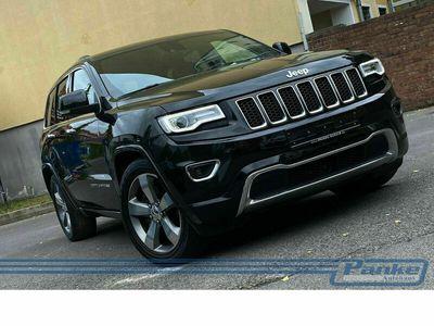 gebraucht Jeep Grand Cherokee 3.0 CRD Overland bei Gebrachtwagen.expert
