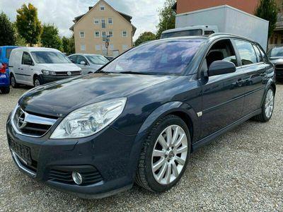 gebraucht Opel Signum Cosmo 3.0 V6 CDTI Navi Xenon Leder