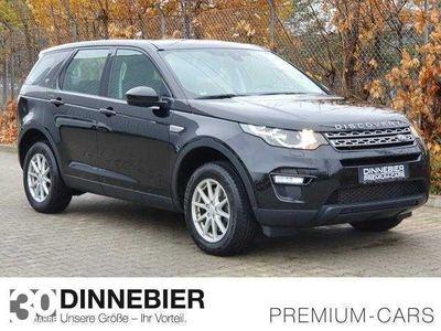 gebraucht Land Rover Discovery Sport TD4 S | Berlin