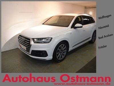 käytetty Audi Q7 3.0 TDI quattro Matrix-LED*S-Line-Sport+*Nachtsichtsyst.*
