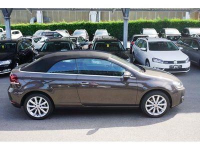 gebraucht VW Golf Cabriolet VI LOUNGE BlueMotion Technology 1