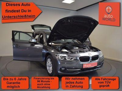 gebraucht BMW 320 d Touring xDrive Sport Line HU+Inspektion ne